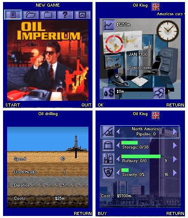 Нефтяная Империя - мегастратегия про нефтяных олигархов