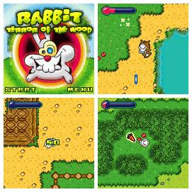 Rabbit Terror of the Wood