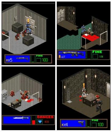 Resident Evil CR 1