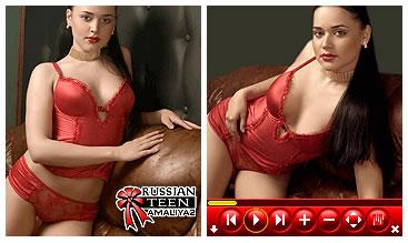 Russian Teen - Amaliya2