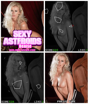 Sexy Asteroids Denise
