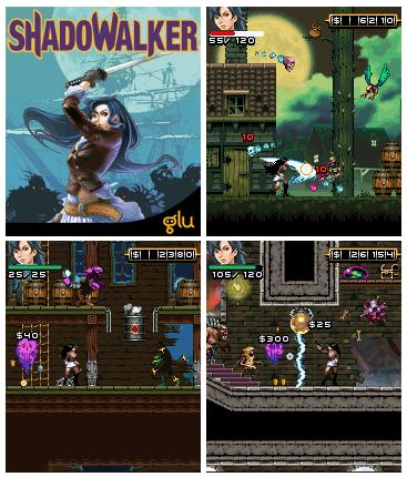 Бегущий в Тени Shadowalker