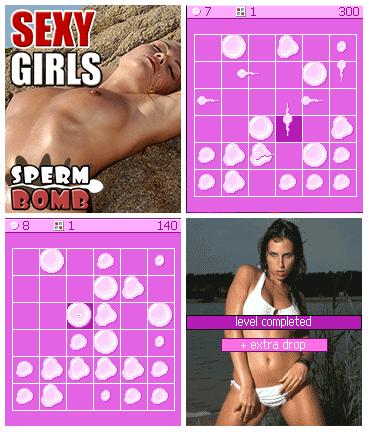 SpermBomb SexyGirls