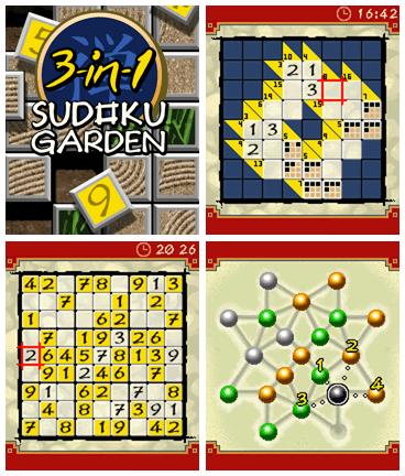 3 in 1 Sudoku