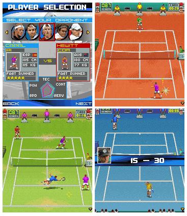 Tennis Open 2007 feat. Lleyton Hewitt