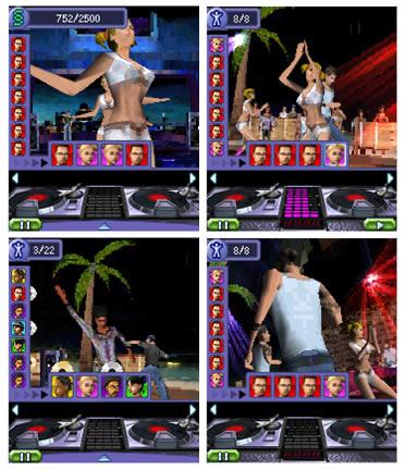 The Sims DJ_3D