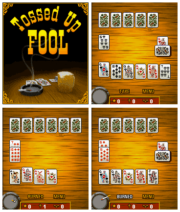 Toseed Up Fool (Русский Подкидной Дурак)