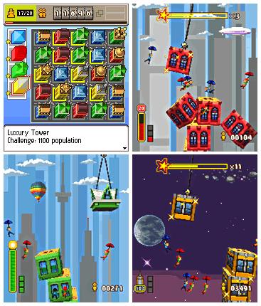 Tower Bloxx3d