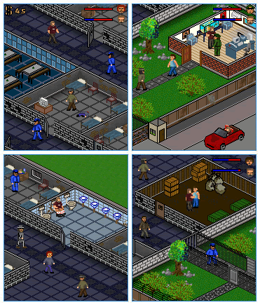 Prison RPG
